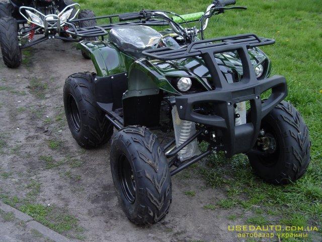 Продажа ZONGSHEN X5 , Квадроцикл, фото #1
