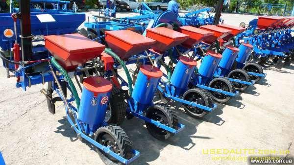 Продажа СЕЯЛКА .. СПЧ-8  , Сельскохозяйственный трактор, фото #1