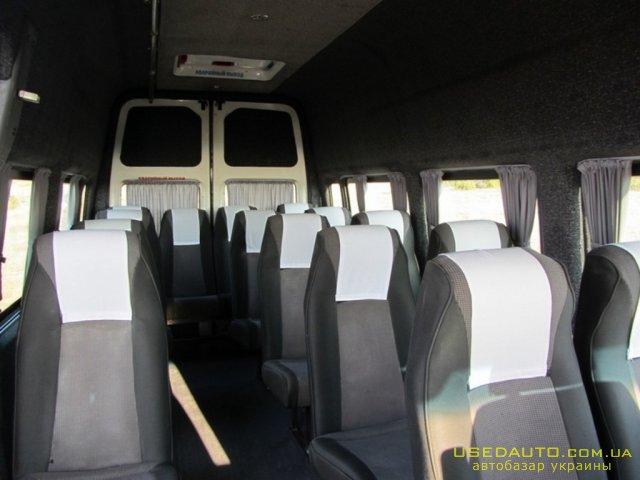 Форд транзит пассажирский фото