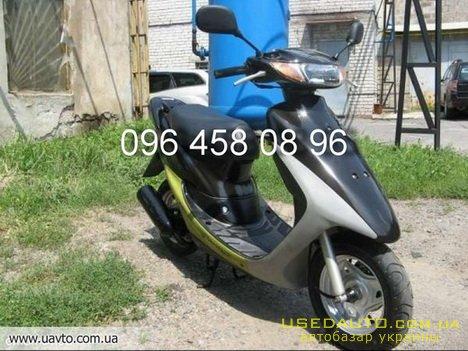 Продажа HONDA dio zx (ХОНДА), Скутер, фото #1