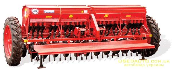 Продажа СЗ 3.6, СЗТ-3.6,  , Сеялка сельскохозяйственная, фото #1