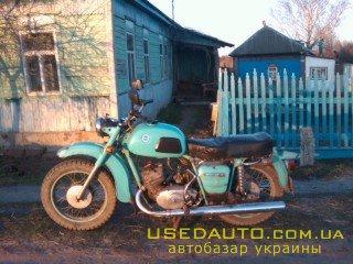Иж иж юпитер 3 дорожный мотоцикл фото