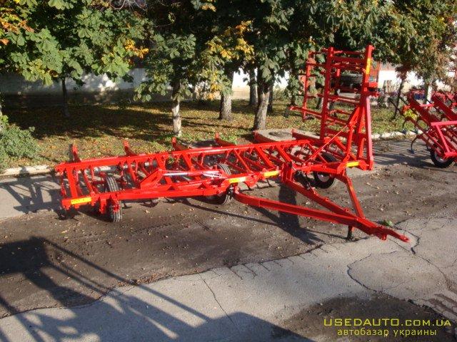 Продажа КультиваторЫ КПС-8.  , Сельскохозяйственный трактор, фото #1