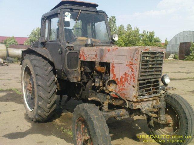 Продажа 1991 Мтз в Запорожье - Сельскохозяйственный трактор. Купить ... 8c3986460096a