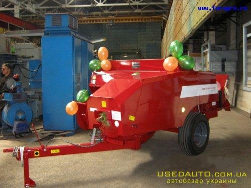Продажа -ПОДБОРЩИК ТЮКОВ TUKAN-1600  , Сельскохозяйственный трактор, фото #1