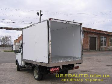 Продажа ГАЗ 3302 , Изотермический грузовик, фото #1