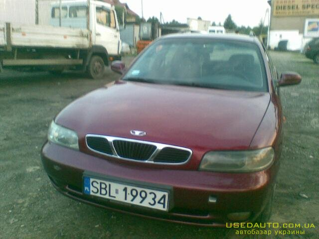 Daewoo Nubira 1999 выпуска Ивано-Фра…