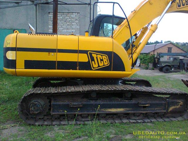 Продажа JCB 220 , Эксковатор, фото #1