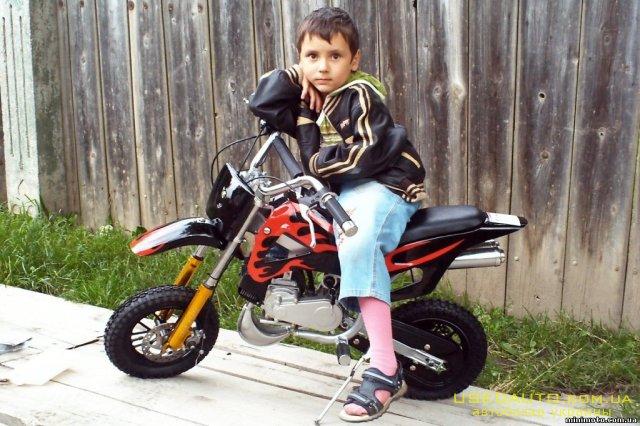 Продажа KXD-50 НОВЫЕ! РАСПРОДАЖА! , Кроссовй мотоцикл, фото #1
