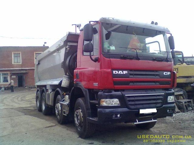 Продажа DAF CF 85.410 (ДАФ), Самосвальный грузовик, фото #1