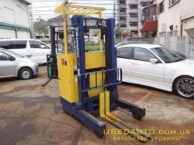 Продажа KOMATSU FB15RL-7 , Погрузчик, фото #1