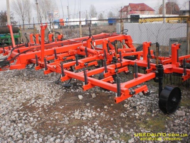 Продажа  Культиватор прицепной КПГ-8 нов  , Сельскохозяйственный трактор, фото #1
