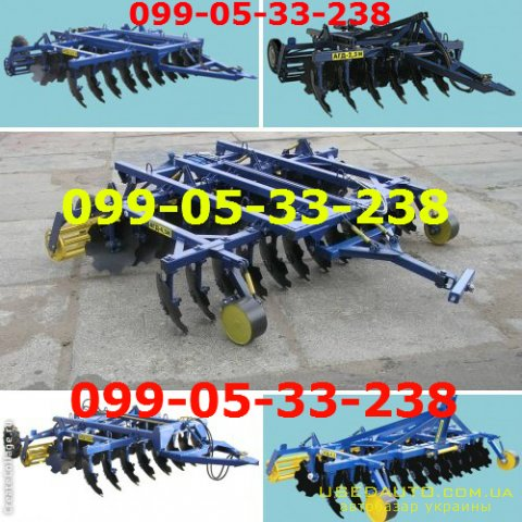 Продажа    АГД-2.1,АГД-2.5,АГД-2.8  , Сельскохозяйственный трактор, фото #1