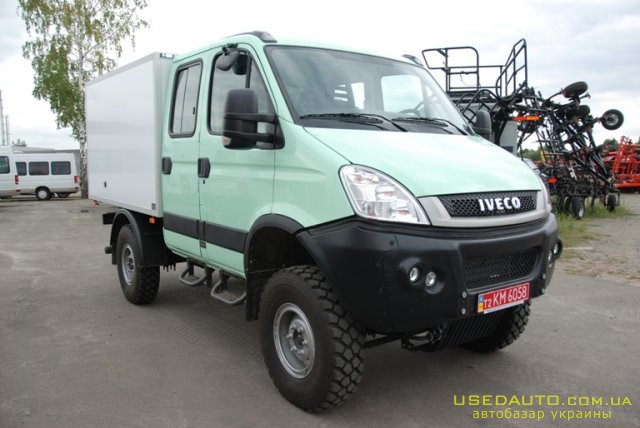 iveco daily 4x4 double cabine. Black Bedroom Furniture Sets. Home Design Ideas