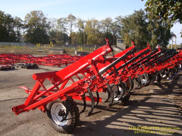 Продажа Культиваторы КПС-4...  , Сельскохозяйственный трактор, фото #1