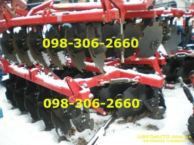Продажа ПЛУГ ДИСКОВЫЙ ПД ПД-2.5,ПД-3  , Сельскохозяйственный трактор, фото #1