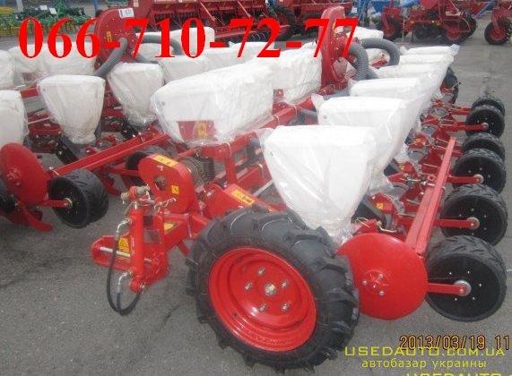Продажа Веста-8  , Сеялка сельскохозяйственная, фото #1