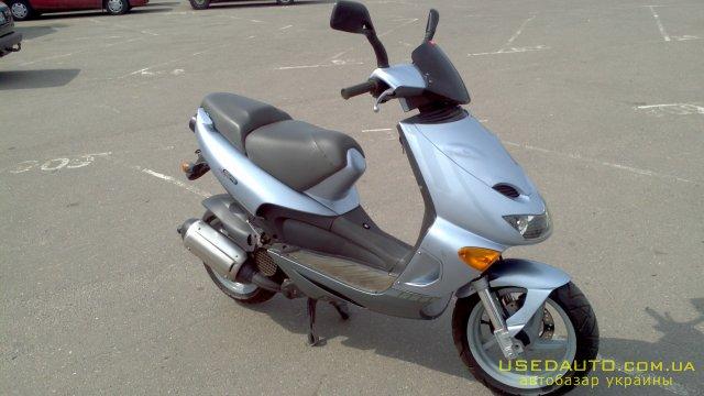 Продажа APRILIA SR125 , Скутер, фото #1
