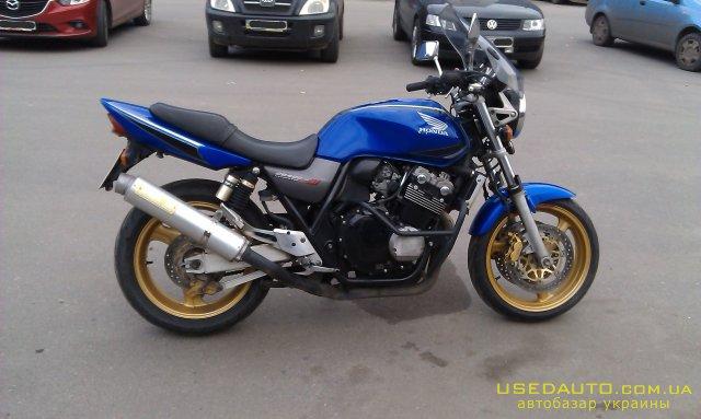 Купить мотоцикл хонда сб 400