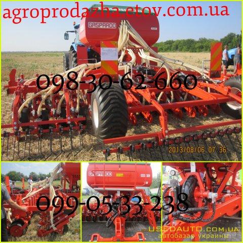 Продажа СЕЯЛКА GASPARDO GIGANTE 600 (No-Till). , Сельскохозяйственный трактор, фото #1