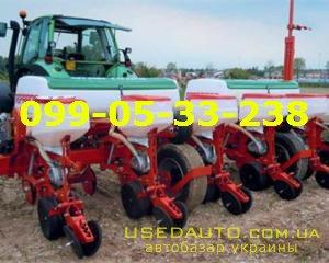 Продажа сеялки  ROMINA Гаспардо(GASPARDO  , Сельскохозяйственный трактор, фото #1