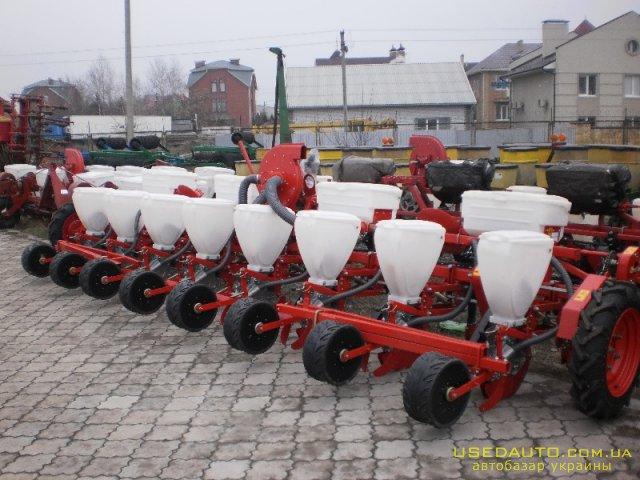Продажа СЕЯЛКИ ВЕСТА-8 МОДЕРНИЗИРОВАННАЯ  , Сеялка сельскохозяйственная, фото #1