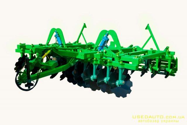 Продажа Универсальный дисковый агрегат УДА , Сельскохозяйственный трактор, фото #1