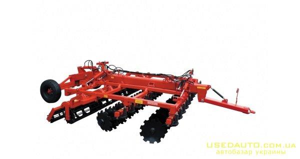 Продажа Борона АГК-5,4 , Сельскохозяйственный трактор, фото #1