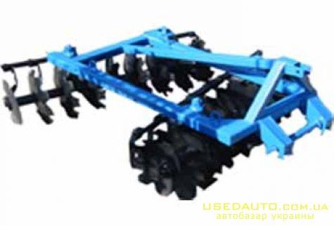Продажа Борона БДВ - 1,8 , Сельскохозяйственный трактор, фото #1