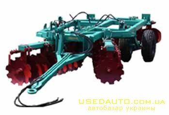 Продажа Борона БДВ - 4,2 , Сельскохозяйственный трактор, фото #1