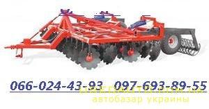 Продажа Борона дисковая Паллада 6000   , Сельскохозяйственный трактор, фото #1