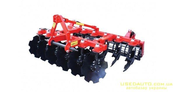 Продажа Борона ПДМ-2,2 , Сельскохозяйственный трактор, фото #1