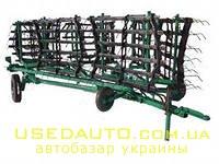 Продажа Борона пружинная БПН-12 «Бабочка  , Сельскохозяйственный трактор, фото #1