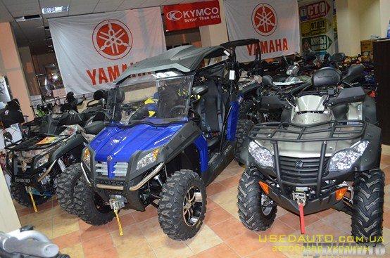 Продажа CF MOTO CF 500-800 , Квадроцикл, фото #1