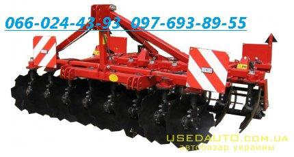 Продажа Плуг дисковый  ПДМ-3.0  , Сельскохозяйственный трактор, фото #1
