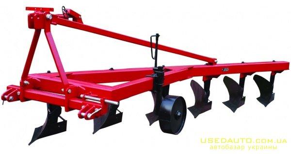 Продажа ПНВ-6-35 С УГЛОСНИМОМ  , Сельскохозяйственный трактор, фото #1