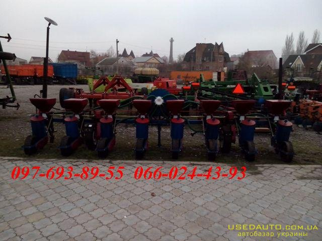 Продажа сеялЪа СЏЧ-8  , Сеялка сельскохозяйственная, фото #1