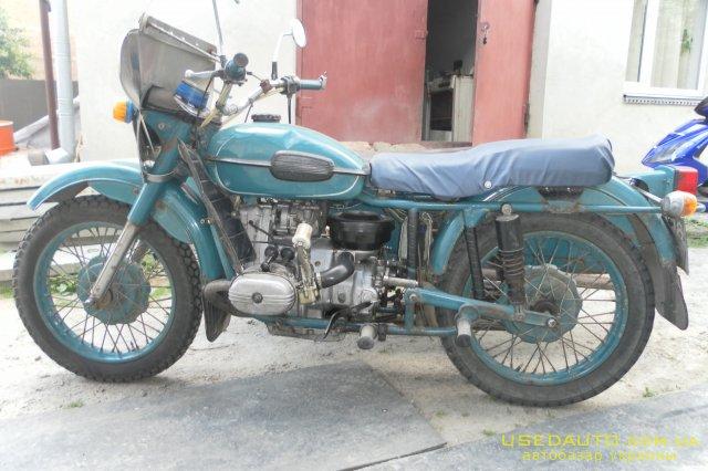Урал м66 високообо дорожный мотоцикл