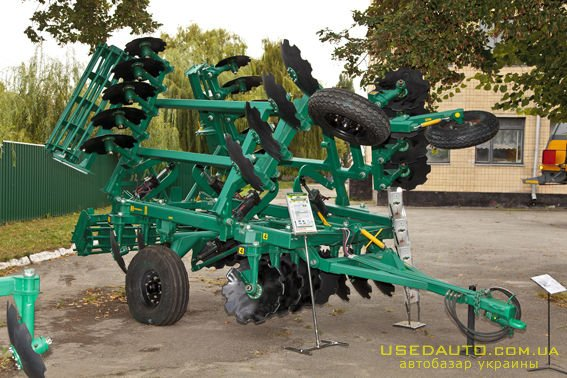 Продажа Борона УДА-6,1-20 , Сельскохозяйственный трактор, фото #1