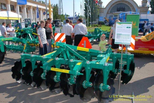 Продажа Дисковая борона АГ- 3,0-20 , Сельскохозяйственный трактор, фото #1