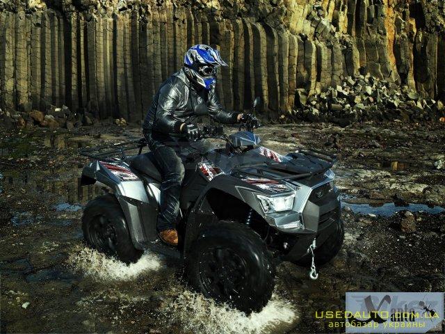 Продажа KYMCO  MXU 700 , Квадроцикл, фото #1