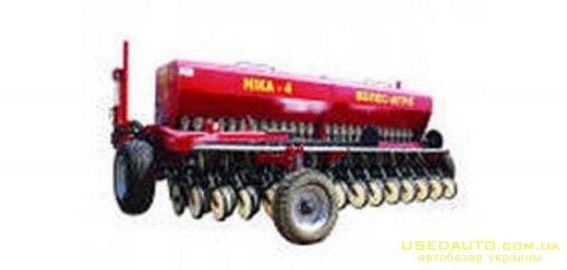 Продажа СЕЯЛКА СЗМ НИКА 4  , Сельскохозяйственный трактор, фото #1