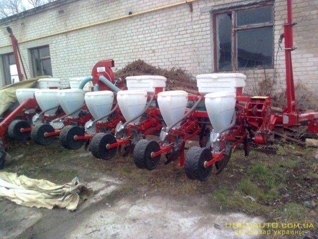 Продажа Сеялка УПС 8 б/у, УПС-8 бу, УПС-8-02 , Сеялка сельскохозяйственная, фото #1