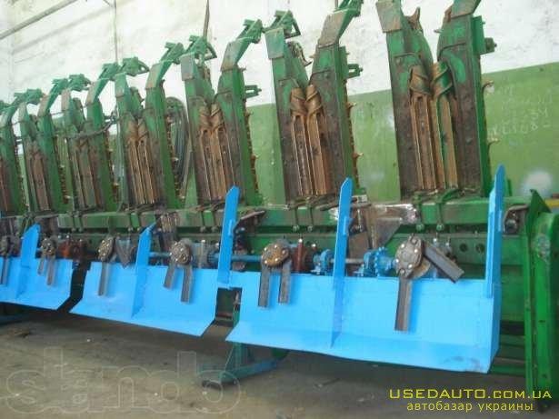 Продажа Установка измельчителя на кукуру зную жатку Case , , фото #1
