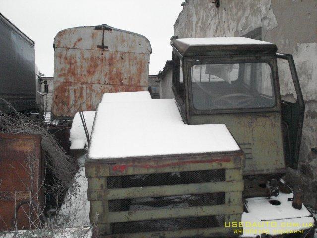 Продажа кабина МоАЗ  546П , , фото #1