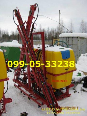 Продажа Опрыскиватель ОП-800(польша)  , Распылитель сельскохозяйственный, фото #1