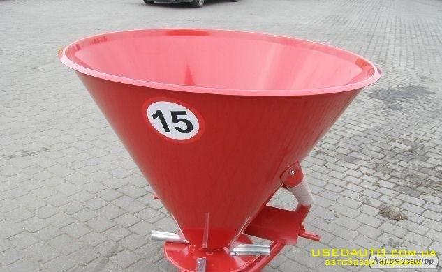 Продажа Розкидувач добрив 500 - 1000 , Сельскохозяйственный трактор, фото #1