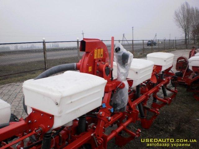 Продажа  Сеялки / Веста 8   , Сельскохозяйственный трактор, фото #1