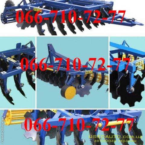 Продажа Бороны АГД-2.5, АГД-2.8, АГД-3.5 АГД-4.5 , Сельскохозяйственный трактор, фото #1