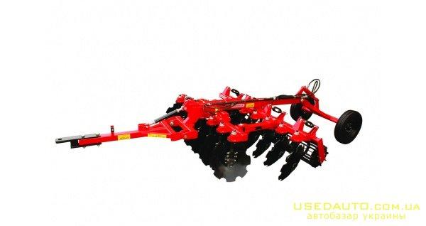 Продажа ДИСКОВАЯ БОРОНА АГН-2.5  , Сельскохозяйственный трактор, фото #1